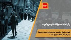 همشهری TV | پایتخت سرزندهتر میشود