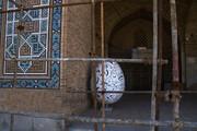 تصویر | تخممرغهای رنگی در بازار مسگرهای کرمان