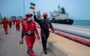 اقدام آمریکا درباره ۵ ناخدای کشتی ایران
