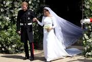 ۵ نماد مخفی که «مگان مارکل» در مورد لباس عروسی سلطنتیاش فاش کرد