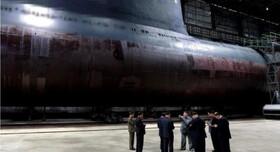 سئول: زیردریایی اتمی جدید کره شمالی به زودی عملیاتی میشود