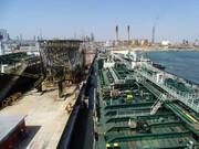 تصاویر جدید پهلو گرفتن دومین نفتکش ایرانی در ونزوئلا