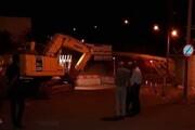 متصرفان اراضی ملی در کمربندی اسلامآباد سنندج توقیف شدند