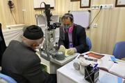 ارائه خدمات فوق تخصصی چشم به بیماران خاص در کلینیک بیستون