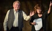 مردی که ۲۵ سال برای همسرش شعر گفت | زندگی عاشقانه زوج بازیگر استرالیایی