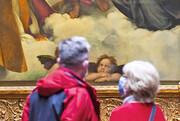 تصاویر | بازگشایی موزهها و گالریها در اروپای کرونازده