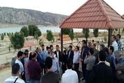 برگزاری فمتور فعالان گردشگری عراق در ایلام