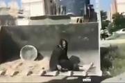 فیلم و عکس | مرگ یک زن هنگام تخریب خانهاش توسط ماموران شهرداری کرمانشاه | واکنش دادستان