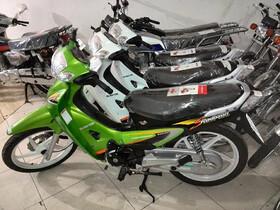 قیمت انواع موتورسیکلت در ۷ خرداد