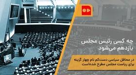 همشهری TV | چه کسی رئیس مجلس یازدهم میشود؟