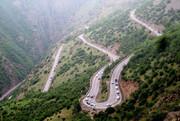 جاده چالوس محل عبور نیست مقصد گردشگری است