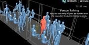 فیلم   شبیهسازی پخش ویروس کرونا در مترو