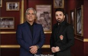 فیلم | ماجرای اعتیاد لهراسبی در گفتگو با مهران مدیری