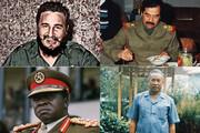 تصاویر | دیکتاتورها شام چه میخورند!