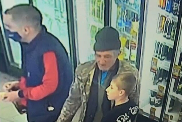 جنایت وحشتناک پیرمرد اوکراینی