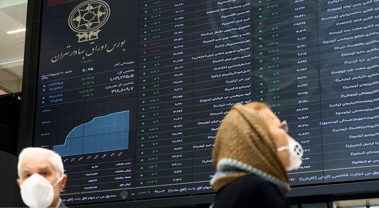 بورس در سومین روز هفته همچنان سبزپوش | رشد ۳۸ هزار و ۶۵۶ واحدی شاخص کل