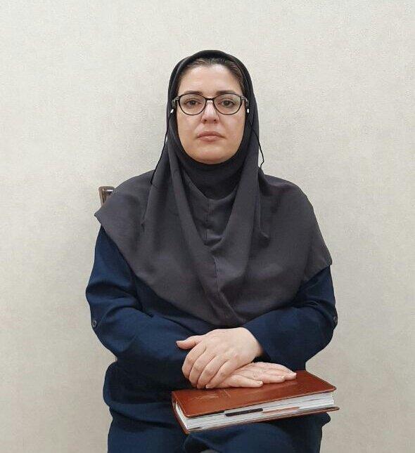 طاهره آزمون، کارشناس مسئول واحد بهداشت محیط مرکز بهداشت جنوب تهران
