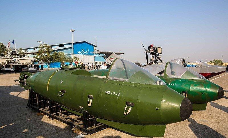 تصاویر | الحاق شناورهای رزمی ساخت وزارت دفاع به نیروی دریایی سپاه