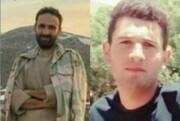 اولین تصویر از شهدای آذربایجانی مدافع امنیت در مرزبانی سردشت