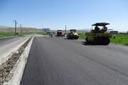 پیشرفت ۳۵ درصدی چهار خطه کردن مسیر درهشهر - پلدختر