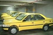 فیلم | کار از خودروی شخصی گذشته؛ تاکسیهای احتکاری کشف شدند