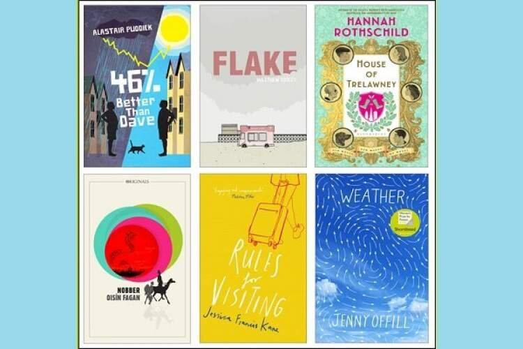 فینالیستهای بهترین کتاب طنز انگلیسی زبان