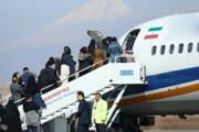 جابجایی ۱۶ هزار نفر از فرودگاه ماکو