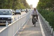 ایجاد3 مسیر دوچرخهسواری در منطقه 21