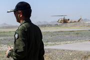 اعزام بالگردهای ارتش و سپاه برای اطفای حریق جنگلهای ۲ استان