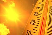 افزایش دمای هوا در همدان