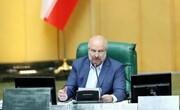 ویدئو | واکنش رئیس مجلس درباره تذکر نماینده دلیجان به دولت