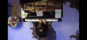 جیغ خاموش در زمانه کرونا   ماراتن ۲۰ ساعتی یک نوازنده پیانو
