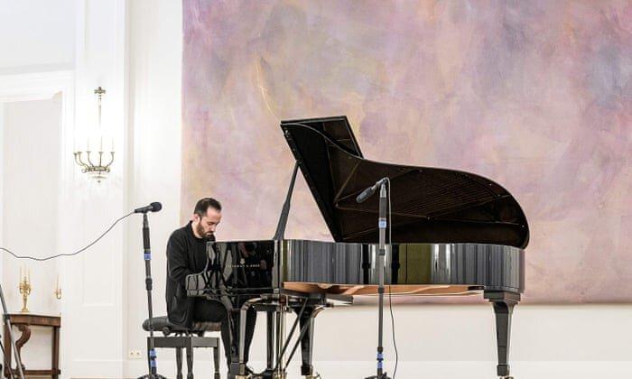 ایگور لویت پیانیست آلمانی
