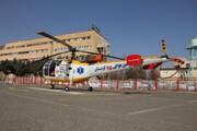 اورژانس هوایی کردستان جان سه مصدوم را نجات داد