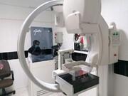 تجهیز بیمارستان مهریز به دستگاه ماموگرافی و آندوسکوپی