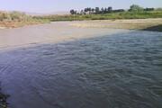 وضعیت رودخانه اترک اسفبار است