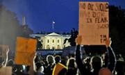 فرار خانوادگی ترامپ به پناهگاه زیرزمینی کاخ سفید