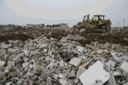 کرمانشاه در محاصره ۴۰ میلیون تن نخاله ساختمانی