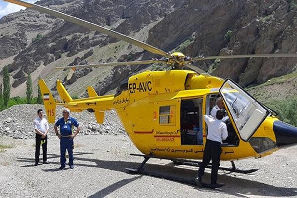 هلیکوپتر امداد