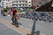 تجهیز ایستگاههای مترو به پارکینگ دوچرخه