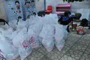 کمکهای مؤمنانه خانوادههای شهدا و ایثارگران