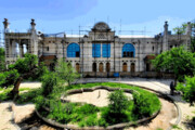 تصویر | ترکیب شکوه و هنر در کاخ سردار ماکو