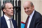 انگلیس و فرانسه درباره ایران گفتوگو کردند
