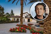 خانه ۳ میلیون دلاری «سیلوستر استالونه» | دکوراسیون ویلای «راکی» را ببینید