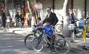 کرونا تهرانیها را دوچرخهسوار کرد | رشد ۳ برابری استفاده از دوچرخه شخصی