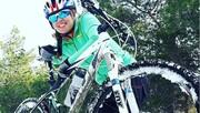 مرگ دلخراش بانوی دوچرخهسوار در تهران