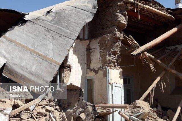 تخریب خانه پدري استاد پرویز مشکاتیان