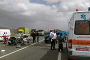 مرگ ۳ جوان افغان در سانحه رانندگی