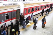 قطارهای مسافربری یزد - تهران و یزد - مشهد مجدداً راهاندازی شدند