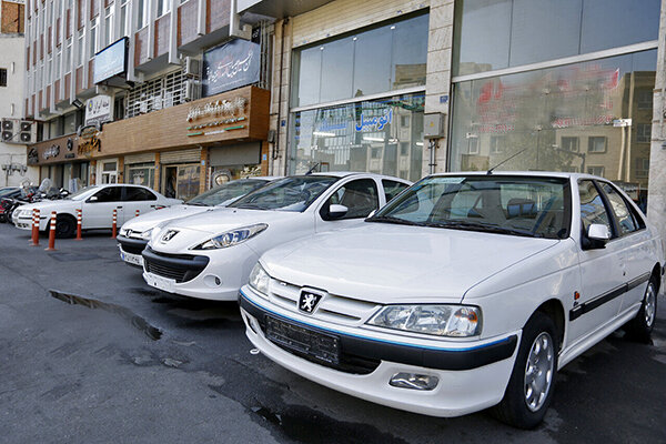 نمایندگی فروش خودرو